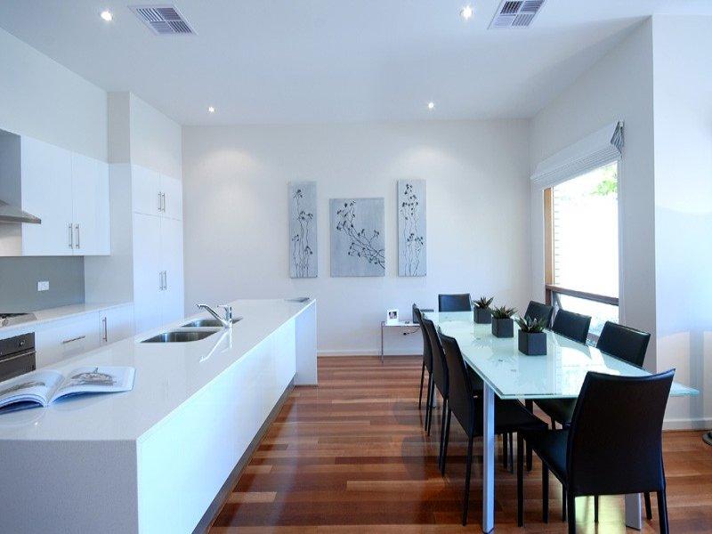Tiling Over Floorboards Kitchen